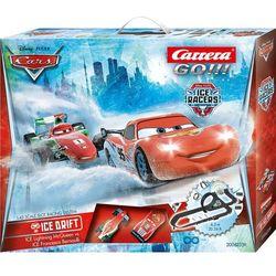 Carrera Go!!!, tor wyścigowy Auta Ice Drift, zestaw