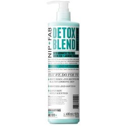 Nip+Fab Detox Blend Body Lotion 490ml - Clear
