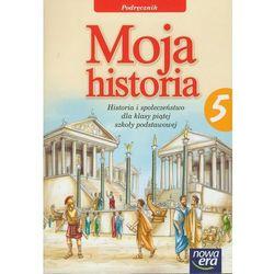 Historia, klasa 5, Moja historia 5, podręcznik, Nowa Era