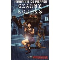 Czarny kodeks - Marianne Pierres (opr. miękka)