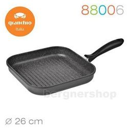 PATELNIA GRILLOWA GRANCHIO 26cm MARMO INDUCTION 88006