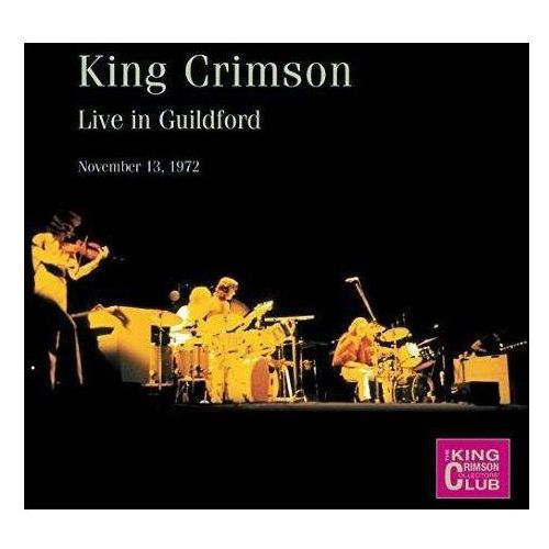 Live in Guildford,November 13th,1972