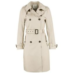 Selected Femme SFMAJI Prochowiec plaza taupe