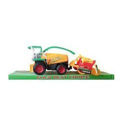 Traktor kombajn