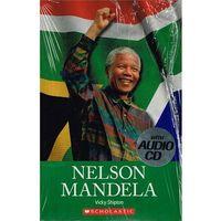 Scholastic Readers 2: Nelson Mandela SB+CD Pack (opr. miękka)
