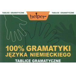 100 % gramatyki języka niemieckiego (opr. miękka)
