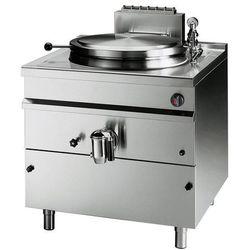 Kocioł warzelny ciśnieniowy gazowy, pośredni system grzania - 150 litrów