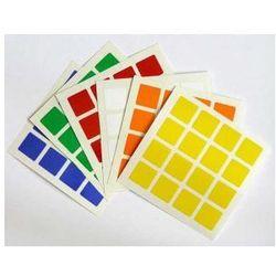 Naklejki na kostkę Rubika 4x4x4