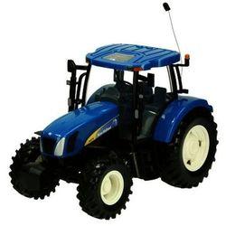 Britains Big Farm Traktor zdalnie sterowany New Holland T6070