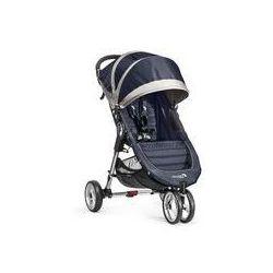 Wózek spacerowy City Mini Single Baby Jogger + GRATIS (navy/blue/gray)