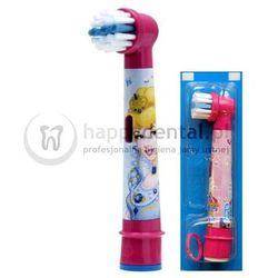BRAUN Oral-B Stages Power 1szt. EB10-1 - końcówka do szczoteczki dla dzieci - wersja KSIĘŻNICZKA - końcówka na sztuki HappyECO !!
