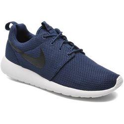 Tenisówki i trampki Nike Nike Roshe One Męskie Niebieskie 100 dni na zwrot lub wymianę