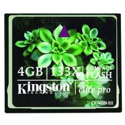 Wysyłka gratis Kingston CF 4GB Elite Pro karta pamięci