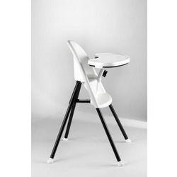 Krzesełko do karmienia - biały