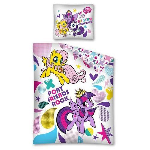 Detexpol Pościel My Little Pony Friends Rock 140x200