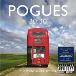 THE POGUES - 30.30: THE ESSENTIAL COLLECTION - Album 2 płytowy (CD)