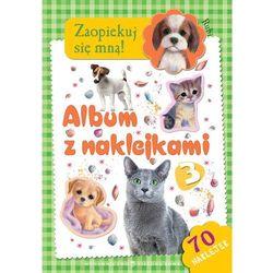 Album z naklejkami 3 (opr. broszurowa)