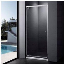 MASSI VERRE Drzwi prysznicowe 80x185, szkło transparentne + powłoka EasyClean MSKP-FA406-80 * WYSYŁKA GRATIS