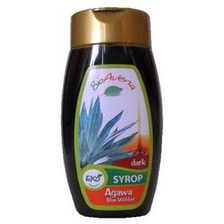 Syrop z agawy ciemny BIO 248g