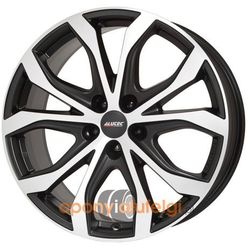 Alutec W10X RACING BLACK FRONTPOLISHED 9.00x20 5x108 ET43, DOT