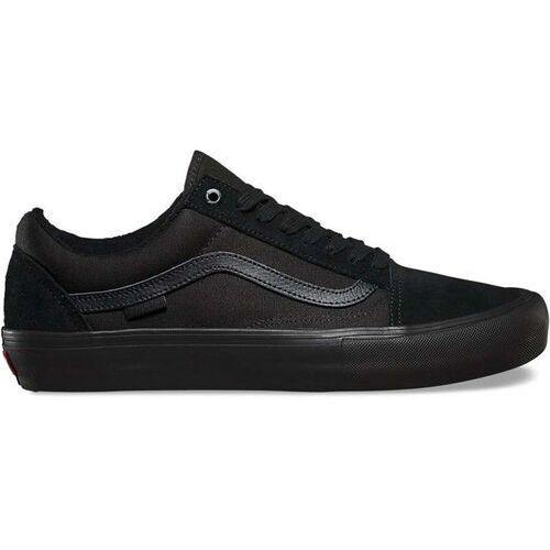 buty VANS Old Skool Pro Blackout (1OJ) rozmiar: 42.5