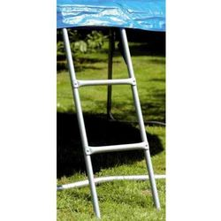 Drabinka do trampoliny o wys. 60 - 70 cm od podłoża
