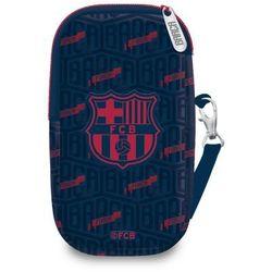 pokrowiec etui i smycz FC Barcelona NV