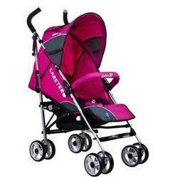 Caretero Wózek spacerowy GRINGO - Pink