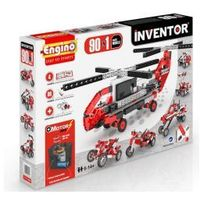 Engino INVENTOR 90 models motorized set 9030