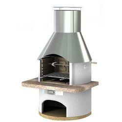Grill betonowy Rondo wersja 4