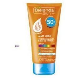 Bielenda Bikini Matt Look SPF 50 (W) krem do twarzy do opalania 50ml
