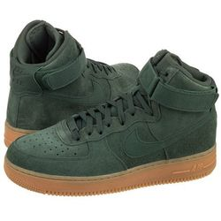 Nike Air Force 1 High '07 LV8 Trainers In Green AA1118 300