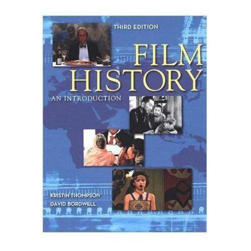an introduction to the history of the film Pris: 588 kr häftad, 2009 finns i lager köp film history: an introduction (int'l ed) av kristin thompson på bokuscom boken har 1 läsarrecension.