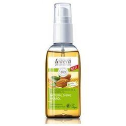 Pielęgnacyjny olejek do włosów z bio-olejem migdałowym i bio-olejem makadamia - 50 ml - Lavera