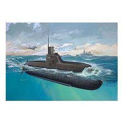 Revell, New German Submarine, model do sklejania, 1:144 Darmowa dostawa do sklepów SMYK
