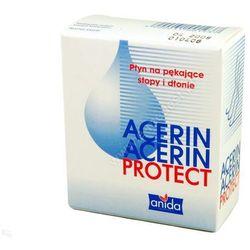 Acerin Protect, płyn, na pękające stopy,dłonie, 8 g