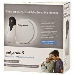 Hisense, Monitor oddechu z certyfikatem medycznym, Babysense 5 Darmowa dostawa do sklepów SMYK