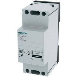Transformator dzwonkowy Siemens 4AC3208-1, 8/12 V, na szynę DIN
