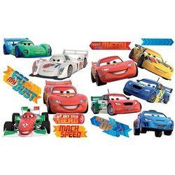 Naklejka Pixar Cars SPL162WD