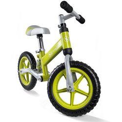 Rowerek biegowy KinderKraft Evo NAVY - amortyzowany
