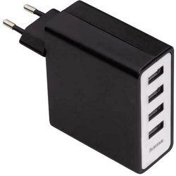 Ładowarka USB Hama 54182, 5100 mA, 4 x