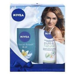 Nivea Pure & Natural zestaw kosmetyków II. + do każdego zamówienia upominek.