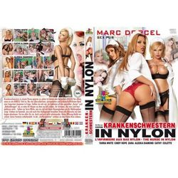 Pielęgniarka w pończochach Marc Dorcel Nurses With Stockings DVD 432114