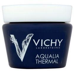 Vichy Aqualia Thermal Spa, żel- krem, nawilżająco regenerujący, na noc, 75ml