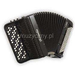Fisitalia 46.24-FB 46(62)/2/3C 102(40)/4(2)/5 akordeon guzikowy z konwertorem (czarny) Płacąc przelewem przesyłka gratis!