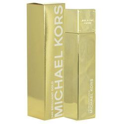 Michael Kors 24K Brilliant Gold Woman 100ml EdP