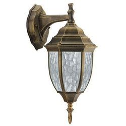 Latarenka ogrodowa ANS-LIGHTING Metus Decor 8016W1V Stare złoto