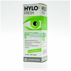 HYLO-FRESH krople do oczu 10ml