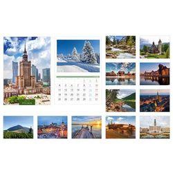 Kalendarz 2016 13 planszowy A3 Polska