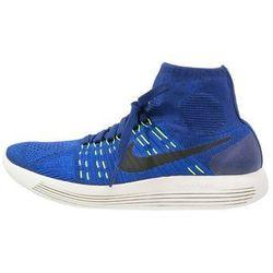 Nike Performance LUNAREPIC FLYKNIT Tenisówki i Trampki blue/white